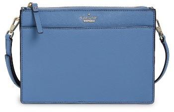 Kate SpadeKate Spade New York Cameron Street Clarise Leather Shoulder Bag - Blue