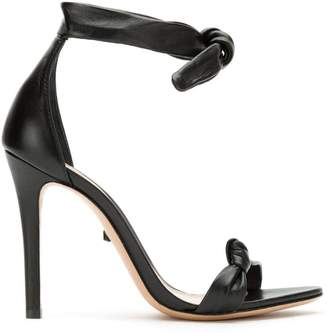 Schutz S0138712210007 BLACK Leather/Fur/Exotic Skins->Leather