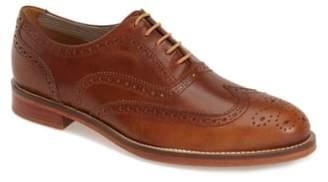 J Shoes 'Charlie Plus' Wingtip Oxford