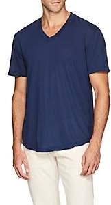 James Perse Men's Cotton Jersey T-Shirt - Blue