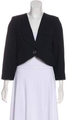 Robert Rodriguez Notch-Lapel Structured Blazer