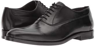 Canali Plain Toe Oxford Men's Plain Toe Shoes