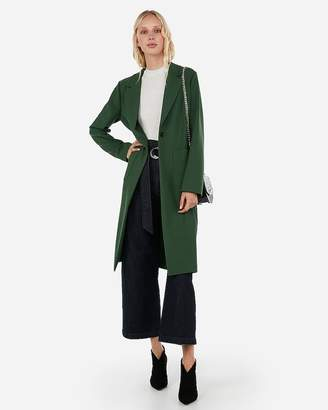 Express Double Weave Coat