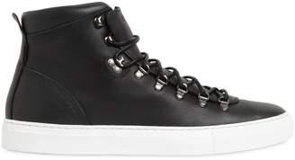 Diemme Marostica Nappa Leather Mid Top Sneakers