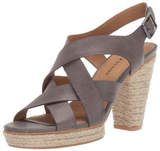 Lucky Brand Women's CABINO HIGH Heel Heeled Sandal