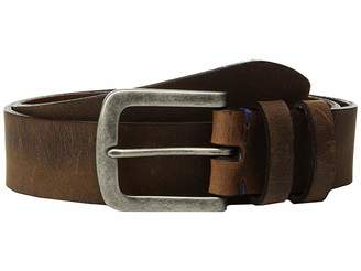 Torino Leather Co. 38mm Distressed Waxed Harness w/ Antique Nickel
