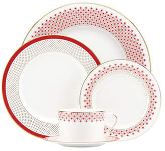 Kate Spade Five-Piece Jemma Street Place Setting