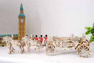 Friendly Gifts Royal Carriage By U Gears