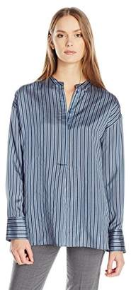 Vince Women's Striped Tunic