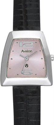 Avalon LadiesシルバートーンファッションWatch # 8612pk