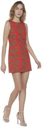 Alice + Olivia Ao X Donald Clyde A Line Dress