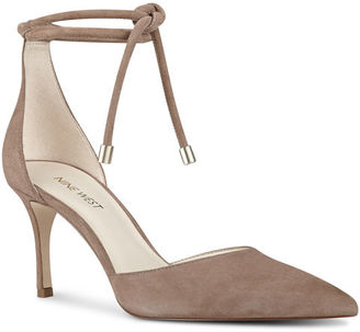 Millenio Pointy Toe d'Orsay Pumps $89 thestylecure.com