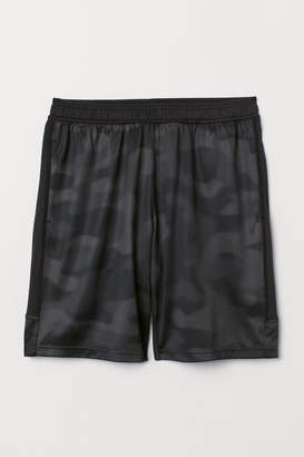 H&M Sports Shorts - Black