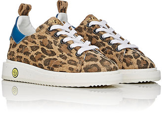 "Golden Goose ""Starter"" Suede Sneakers $285 thestylecure.com"