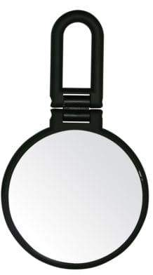 Upper Canada Soap Folding 10x Magnifying Hand Mirror
