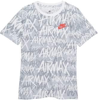 Nike Sportswear Air Max Logo T-Shirt