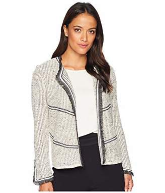 Nic+Zoe Women's Petite All Angles Cardy