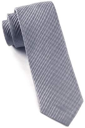 The Tie Bar Silk Seersucker Solid