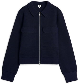 Arket Merino Box Jacket