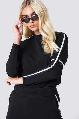 Sisters Point Gings Sweater 1 Black/White