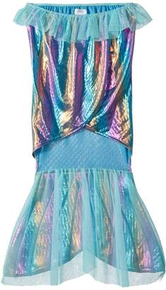 Mud Pie Dress Up Mermaid Tail Girl's Skirt