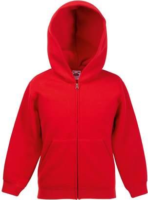 Fruit of the Loom Kids Unisex Premium 70/30 Hooded Sweatshirt/Hoodie