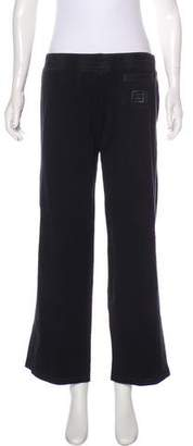 Chanel Mid-Rise Track Pants