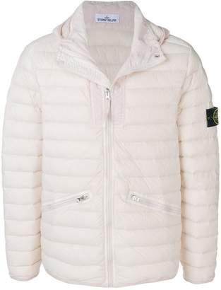 Stone Island shell puffer jacket