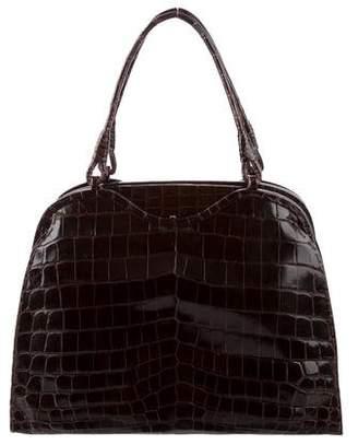 b0324b382629 Bottega Veneta Crocodile Handbags - ShopStyle