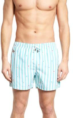 Trunks NIKBEN Eyecreme Slim Fit Swim