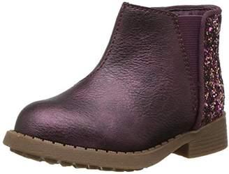 Osh Kosh Girls' Daria Glitter Ankle Boot