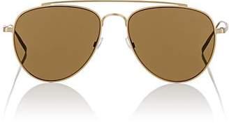 Tomas Maier Women's Aviator Sunglasses - Lt. brown