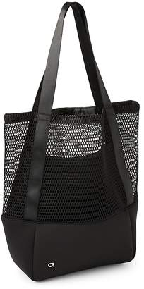 Gap GapFit Oversize Tote in Neoprene and Mesh