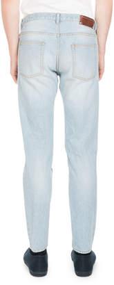 Dries Van Noten Pender Light Wash Skinny Jeans