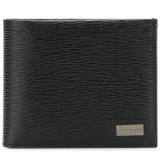 Salvatore Ferragamo textured wallet