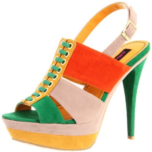Dollhouse Women's Jessica Platform Sandal