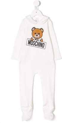 Moschino Kids Teddy bear pyjama