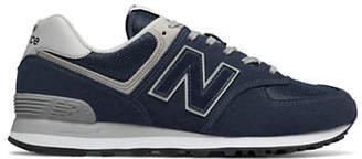 New Balance 549 Evergreen Suede Sneakers