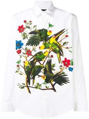 DSQUARED2 Botanic Eden shirt