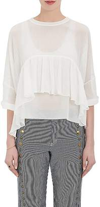 Chloé WOMEN'S COTTON SWING BLOUSE