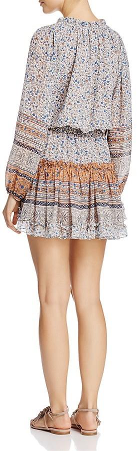 MISA Los Angeles Lorena Printed Chiffon Dress 2
