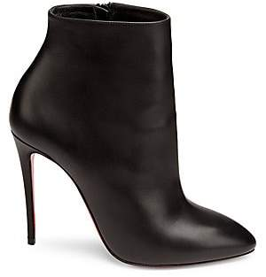 Christian Louboutin Women's Eloise Leather Ankle Boots