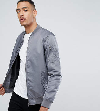 98ef5133f Brave Soul Gray Men's Outerwear - ShopStyle