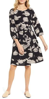 THE ODELLS Simple A-Line Dress