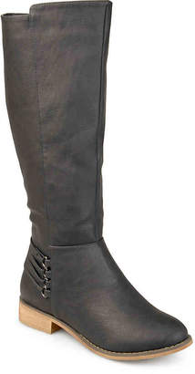 Journee Collection Marcel Wide Calf Riding Boot - Women's