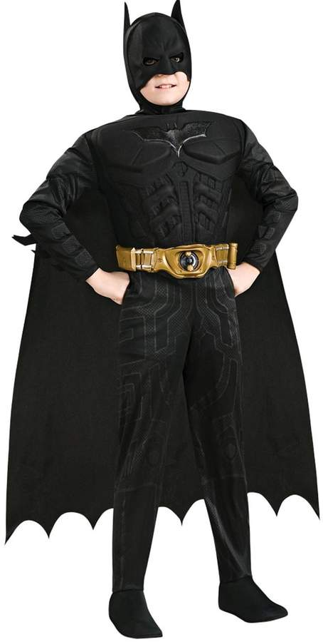 Boys Dark Knight Deluxe Costume