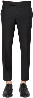 Skinny Cool Wool Pants $1,010 thestylecure.com