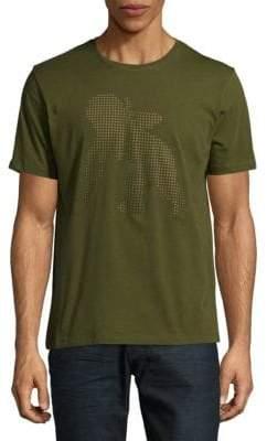PRPS Marksman Cotton Crewneck T-Shirt