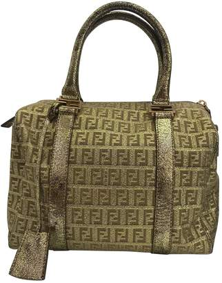 Fendi Cloth bowling bag