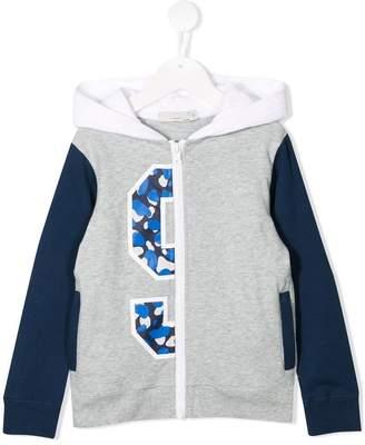 Stella McCartney Sport zipped hoodie